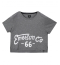 Emerson Γυναικεία Κοντομάνικη Μπλούζα Women'S S/S T-Shirt EW33.132