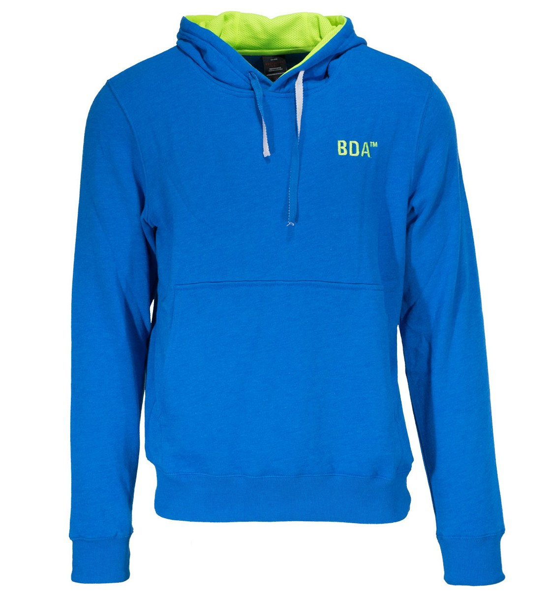 Body Action MEN HOODED SWEATSHIRT