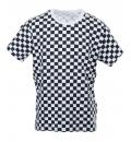 Levis Ανδρική Κοντομάνικη Μπλούζα Ss18 Ss Mighty Tee Ii Concord White/ Dark Ph 39964-0008