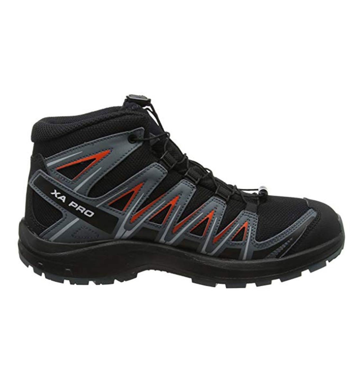 Salomon Εφηβικό Παπούτσι Trekking N Fw18 Kids Shoes Xa Pro 3D Mid Cswp J L40651200
