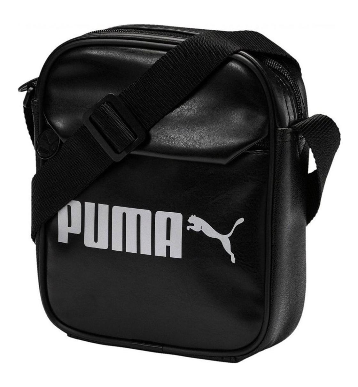Puma Αθλητικό Τσαντάκι Ώμου Fw18 Campus Portable Pu Shoulder Bag 075004