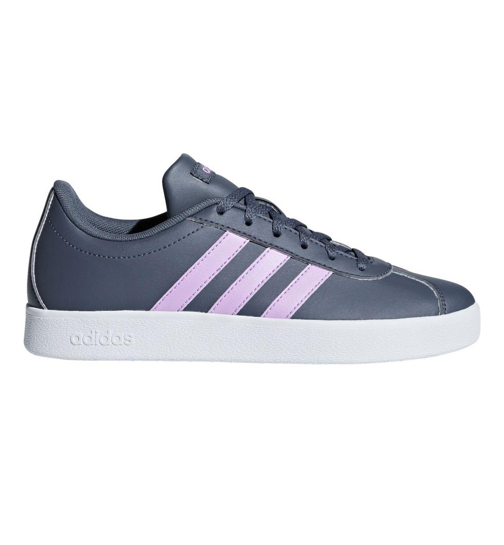 adidas Εφηβικό Παπούτσι Μόδας Fw18 Vl Court 2.0 K B75694