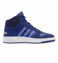 adidas Παιδικό Παπούτσι Μόδας Fw18 Hoops Mid 2.0 K B75748