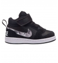 Nike Bebe Παπούτσι Μόδας Fw18 Court Borough Mid (Tdv) 870027
