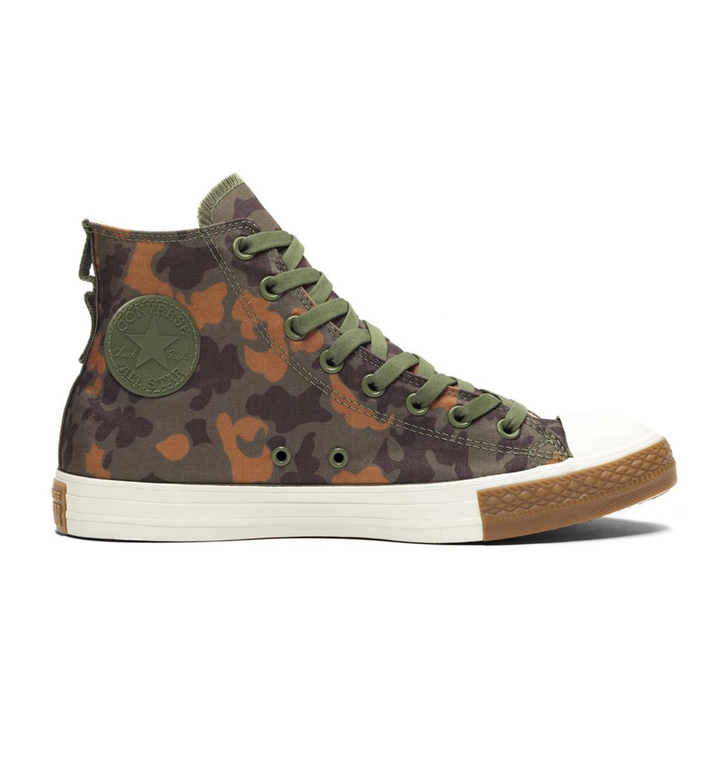 Converse Unisex Παπούτσι Μόδας Fw18 Chuck Taylor Hi 161429C