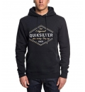 Quiksilver Ανδρικό Φούτερ Με Κουκούλα Ss18 Nowhere North Hood Eqyft03857