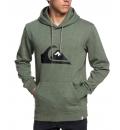 Quiksilver Ανδρικό Φούτερ Με Κουκούλα Fw18 Big Logo Hood EQYFT03856