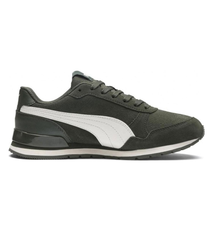 Puma Εφηβικό Παπούτσι Μόδας Fw18 St Runner V2 Sd Jr 366000