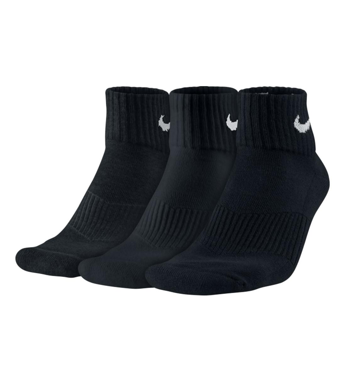 Nike Αθλητικές Κάλτσες Κοντές U Nk Cush Qt 3Pr-Value Sx4926