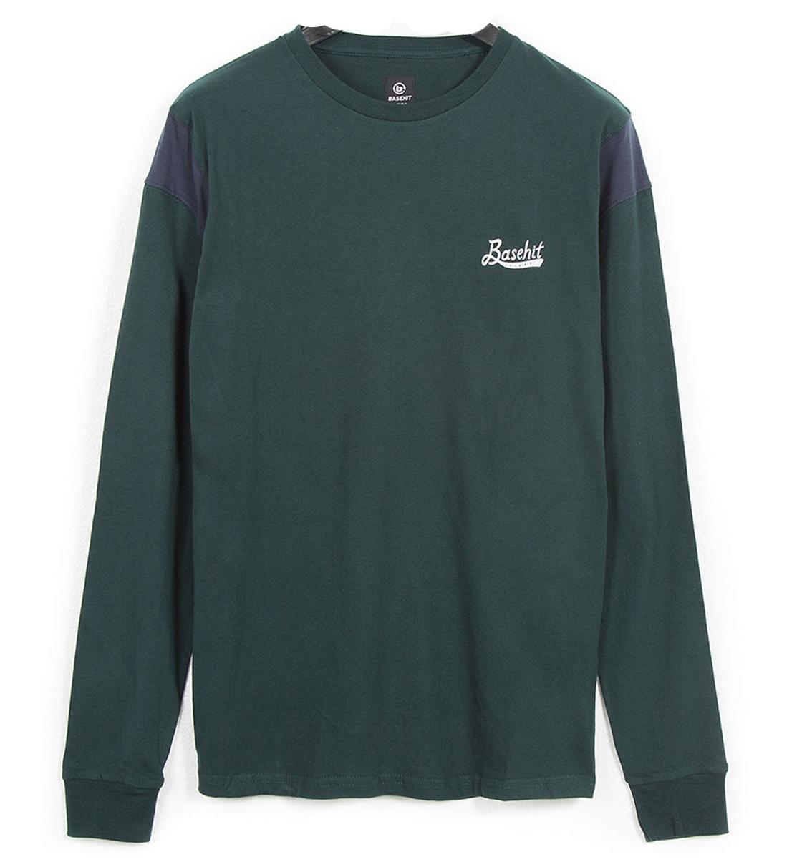 Basehit Ανδρική Μακρυμάνικη Μπλούζα Fw18 Men'S L/S T-Shirts BM31.22