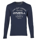 O'Neill Ανδρική Μακρυμάνικη Μπλούζα Fw18 Lm Stay Out L/Slv T-Shirt 8P2108M