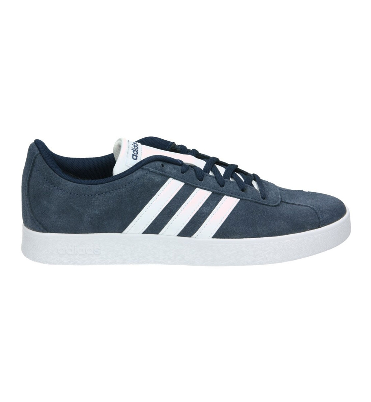 adidas Εφηβικό Παπούτσι Μόδας Vl Court 2.0 K DB1828