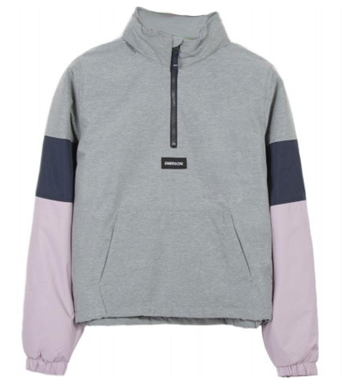 Emerson Γυναικείο Αθλητικό Μπουφάν Αντιανεμικό Women S Jacket With Hood  EW10.63 f9d0a6430af