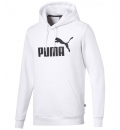 Puma Ανδρικό Φούτερ Με Κουκούλα Fw18 Ess Hoody Fl Big Logo 851743