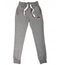 Body Action Ανδρικό Αθλητικό Παντελόνι Men Sport Fleece Joggers 023845