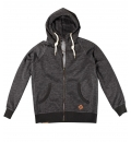 Body Action Ανδρική Ζακέτα Με Κουκούλα Men Hooded Sweat Jacket 073819