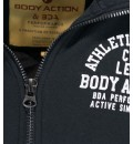 Body Action MEN MOCK NECK COLLAR JACKET