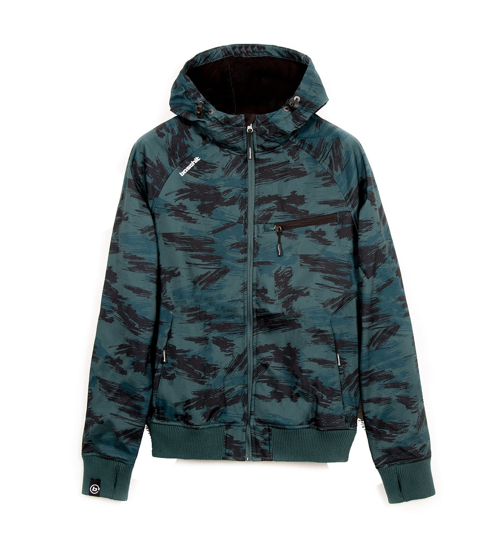 1a1b8543bfc8 Basehit Ανδρικό Αθλητικό Μπουφάν Fw18 Men S Soft Shell Ribbed Jacket With  Hood BM11.111